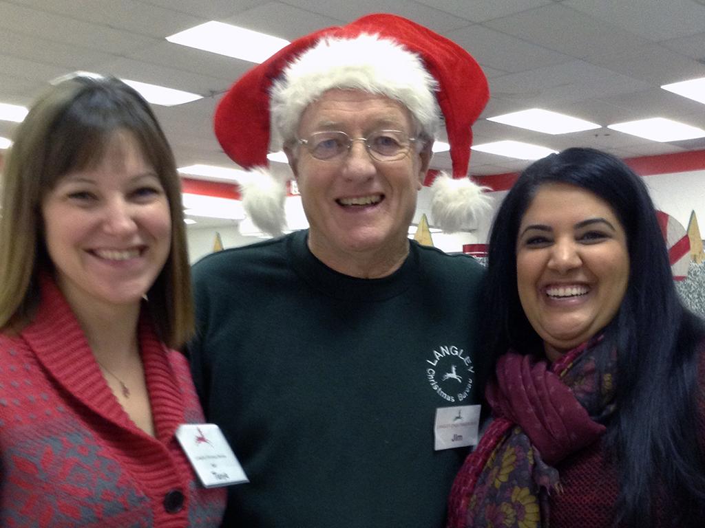Langley Christmas Bureau - Gateway & Jim